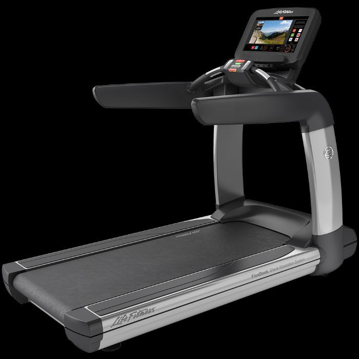 Бягаща пътека Life Fitness 95Т Discover SE Elevation Series