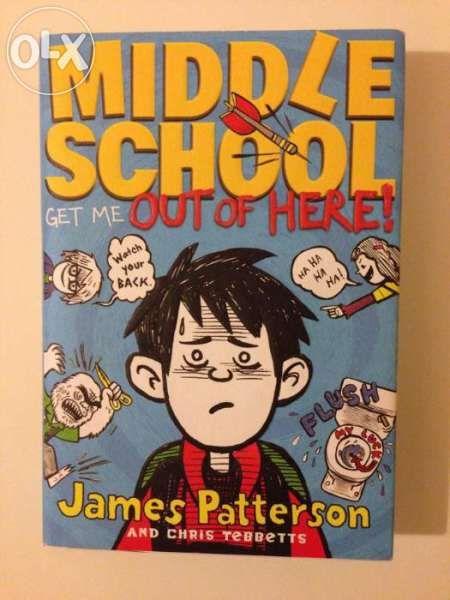 Middle school - James Patterson