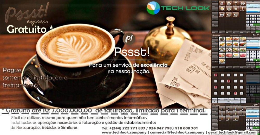 Gratuito - Sistema de gestão comercial, Restaurantes, bares e similare