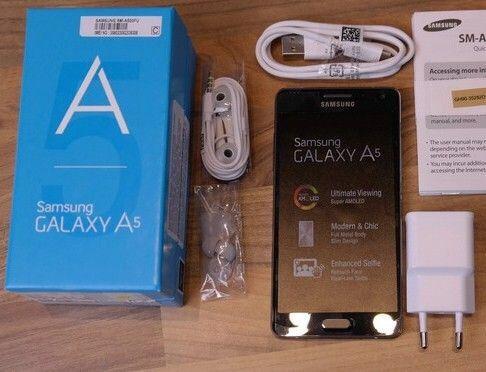 Samsung Galaxy A5 Dual SIM novo na caixa selado