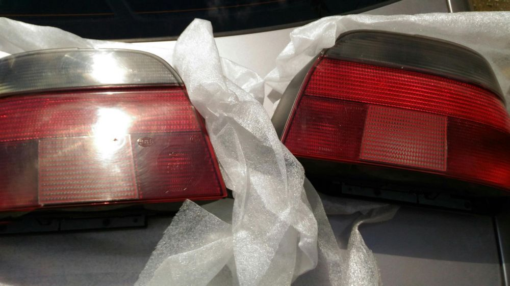 Стопове за БМВ Е39 седан