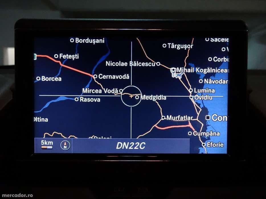 Harti GPS MERCEDES 2018 Comand NTG4 W212 E Classe, CLS C218 Romania