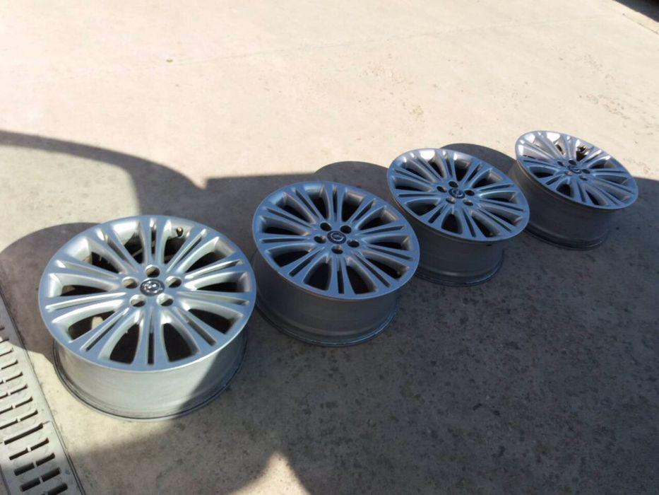 "Оригинални джанти и гуми 19"" за Opel Astra J Bridgestone Potenza"