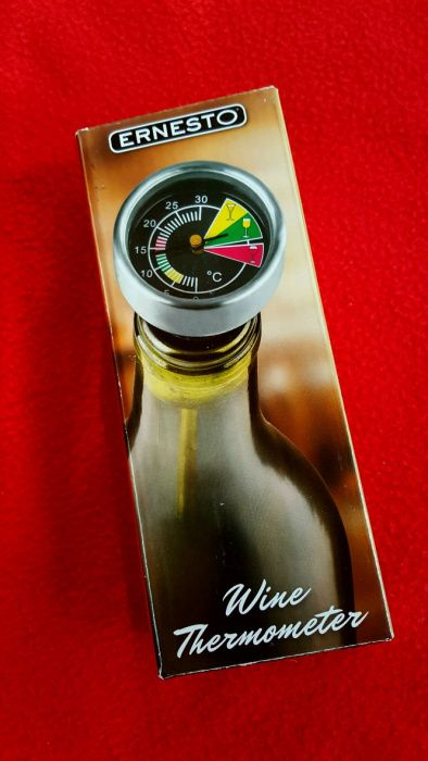 Termometru vin