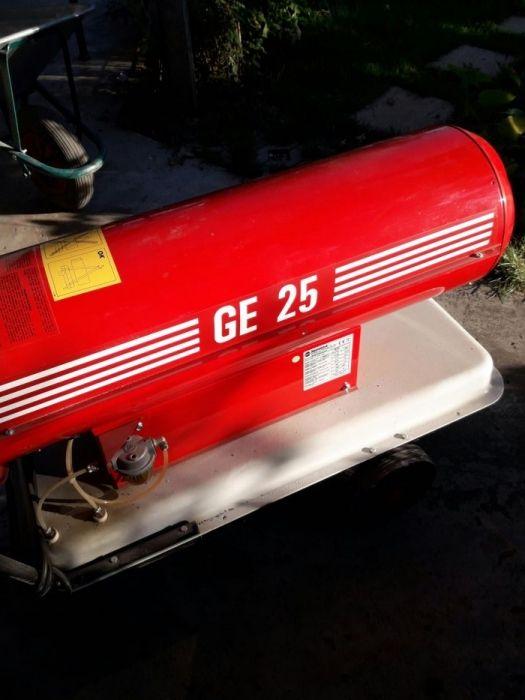 Generator de aer cald pe motorina/ aeroterma
