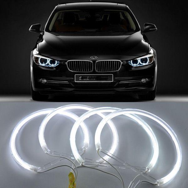 Ангелски очи за BMW БМВ E30 E34 E36 E46 E39 E38 Е60 Е90 Е91 E53 Х3 Х5