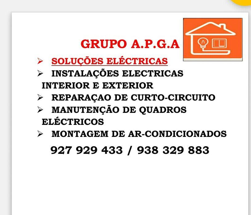 A.P.G soluções Eléctrica