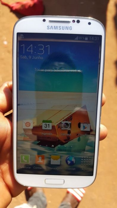Samsung Galaxy S4 New