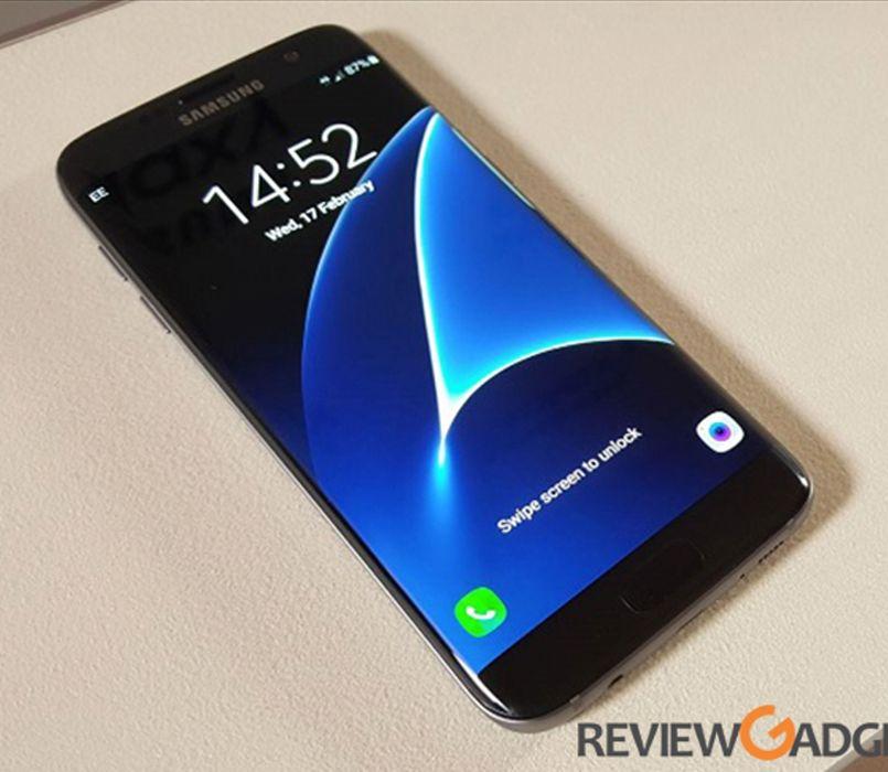 Samsung S7 Edge/sem caixa!