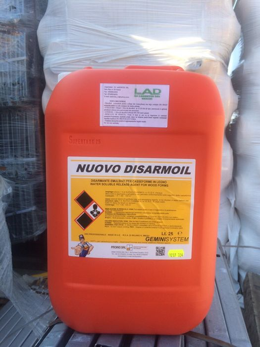 Decofrant,decofrol profesional Nuovo Disarmoil Italia
