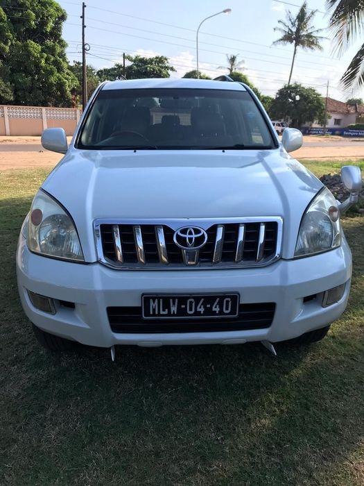 Toyota Land Cruiser Prado a venda bom preço