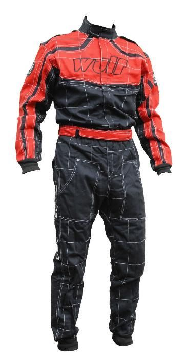 Costum ATV/racing Ignifugat Wulfsport