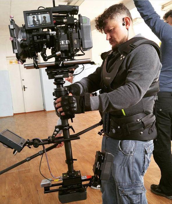 Продаётся кинокамера blackmagic 4K Cinema