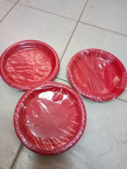 Pratos para festa