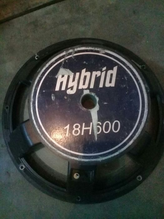 Altifalante h600