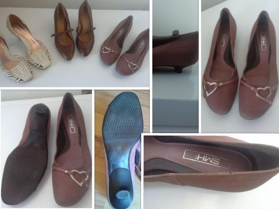 Pantofi/Sandale/slapi marimea 38 (SMH, Dolce Vita)