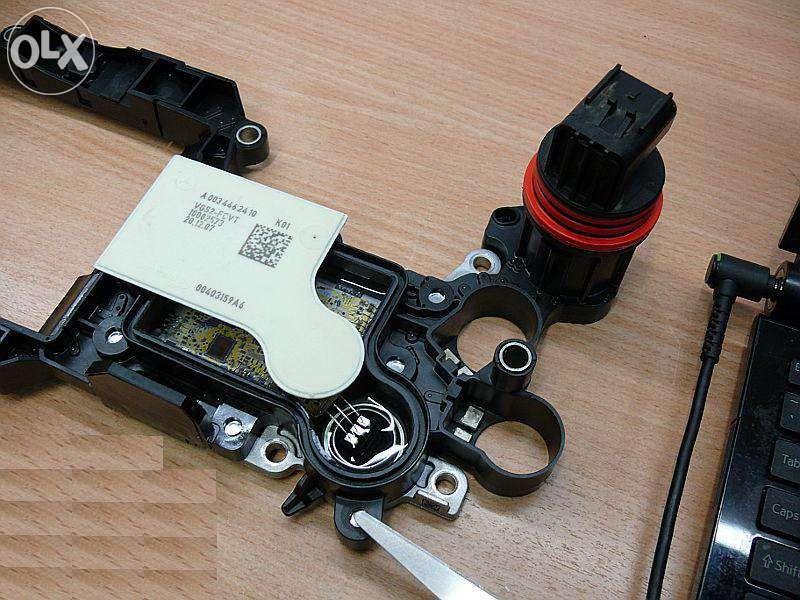 Reparatii Calculator cutie automata Mercedes CVT A class B class