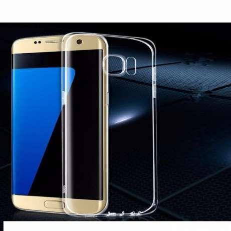Husa Samsung S6 S6 Edge S7 S7 Edge Silicon Transparent Slim 0.3mm