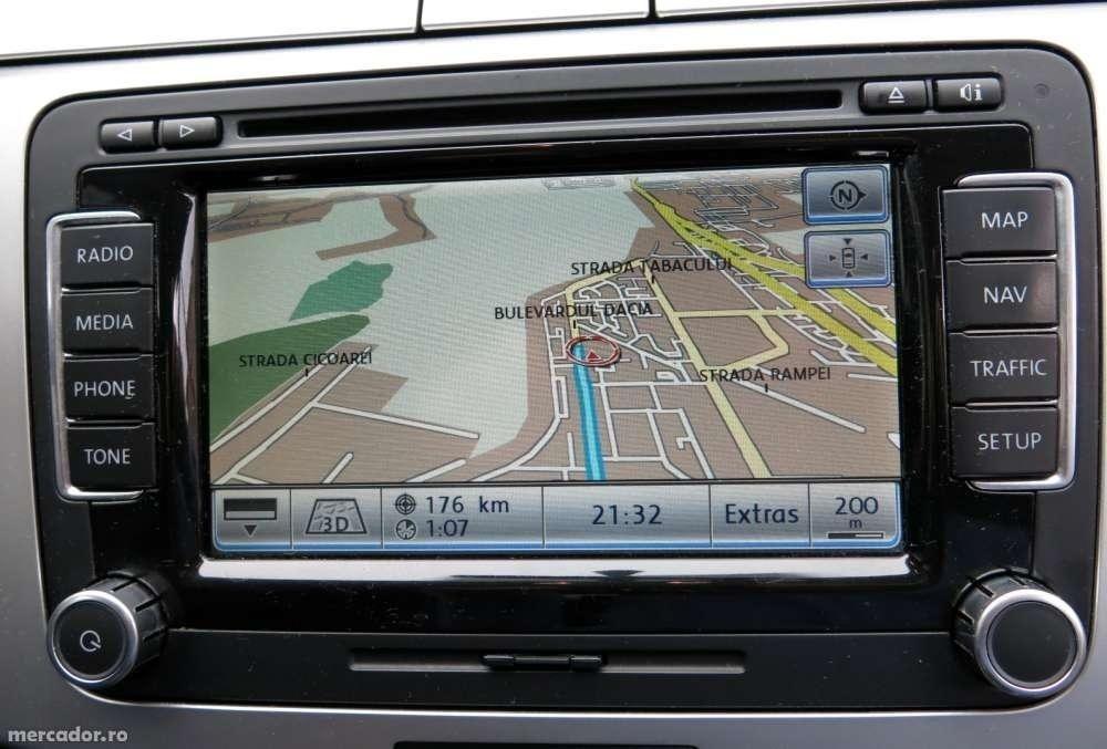 Harti Navigatie VW,Skoda,Seat RNS 510-RNS 315,VW Touareg RNS 850