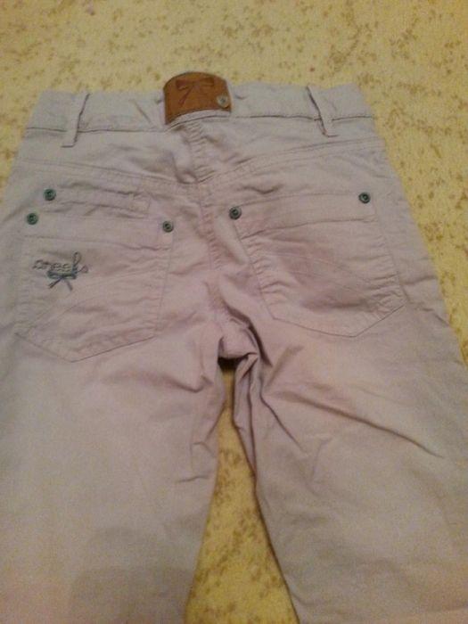 Новые брендовые джинсы для девочки 6-8 лет. Пр-во Италия.