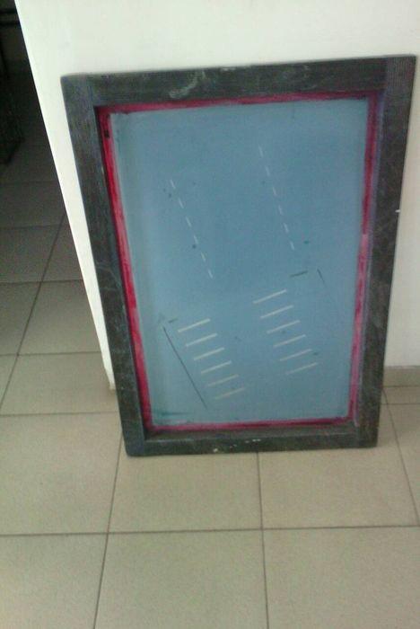 Дървени рамки за ситопечат