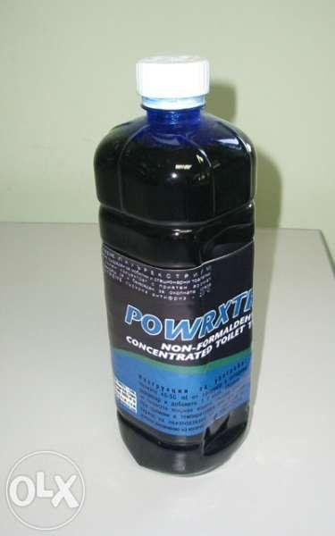 Препарат /1 л./ за химически тоалетни Powrxtreme