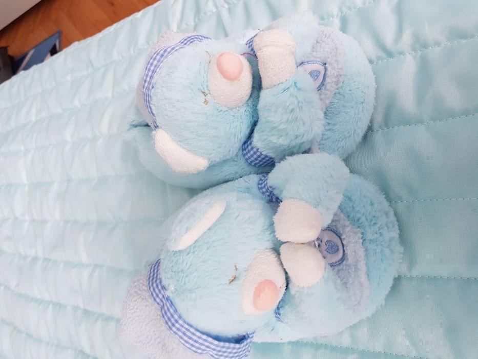 Детски плюшени пантофи