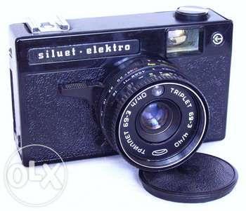 Фотоаппарат Siluet-elektro