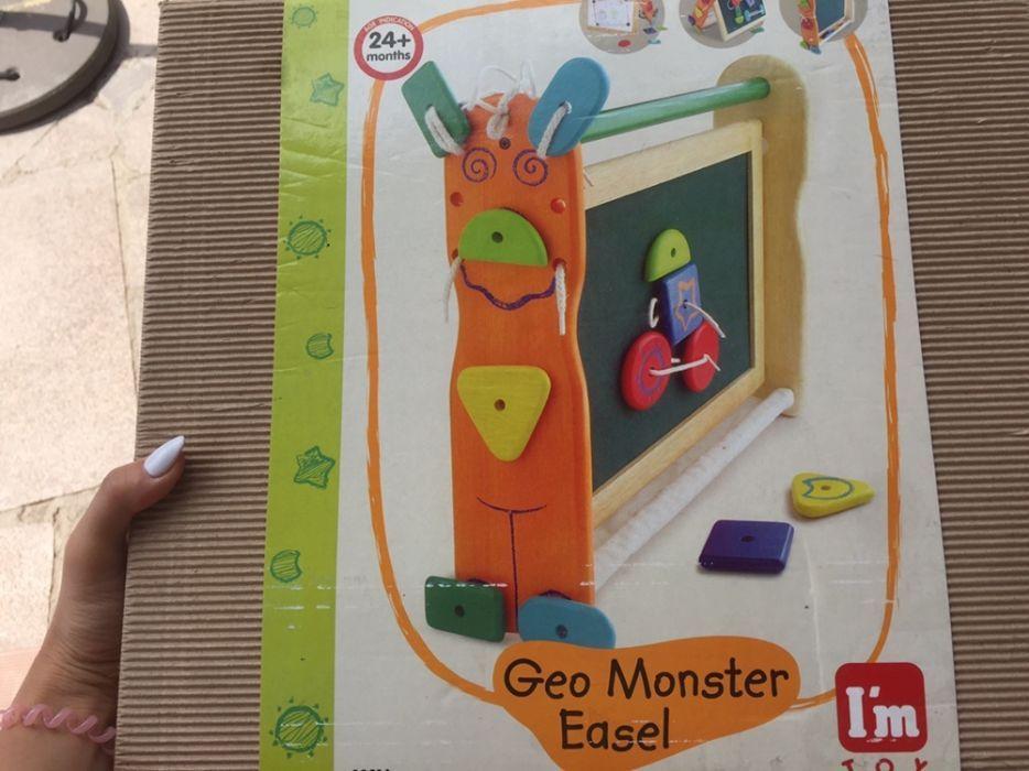 Развивающая игровая доска для малышей от 24 месяцев