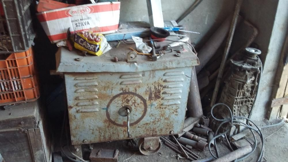 aparat de sudura industrial trifazat
