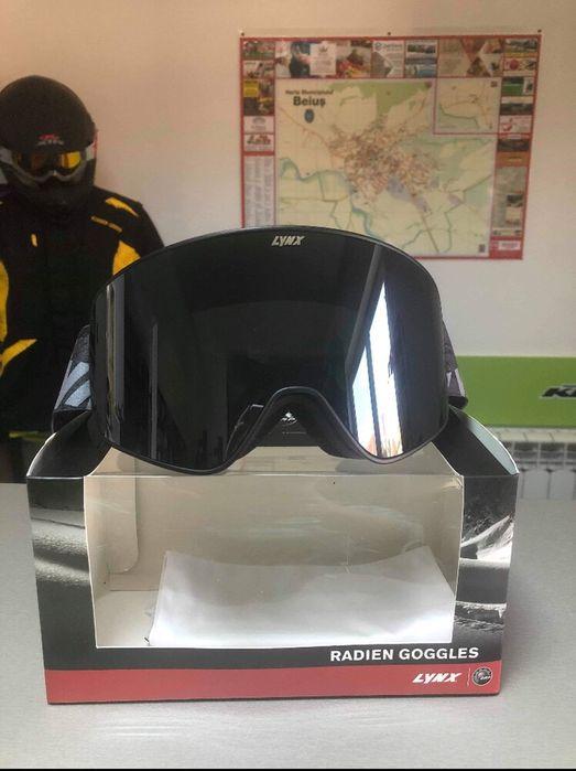 Ochelari SKI-DOO/LYNX Radien Goggles Beius - imagine 2