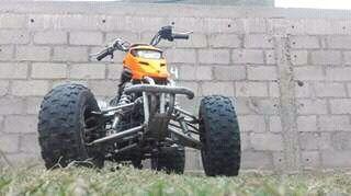 Moto 4 rodas
