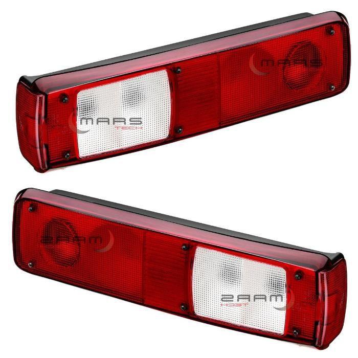 Dispersor / geam lampa stop/ tripla Renault Premium Magnum Kerax st=dr