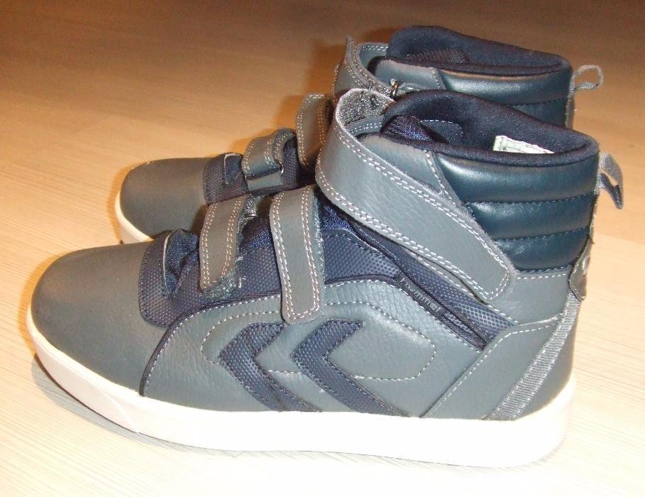 Боти обувки Hummel кецове номер 39 като нови зимни гуменки
