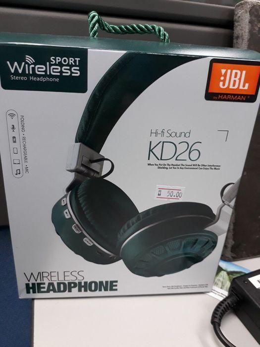 Headphones JBL modelo KD26