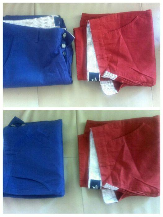 Despach duas calças da sacoor N36
