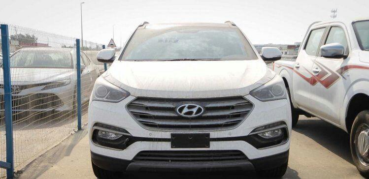Hyundai Santa fe Full A venda