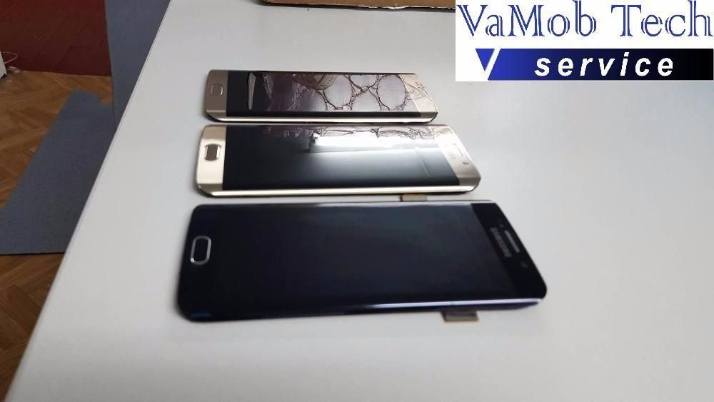 Inlocuire sticla, geam display Samsung Galaxy S7 s8 s9 iphone 5 6 7 Targu-Mures - imagine 2