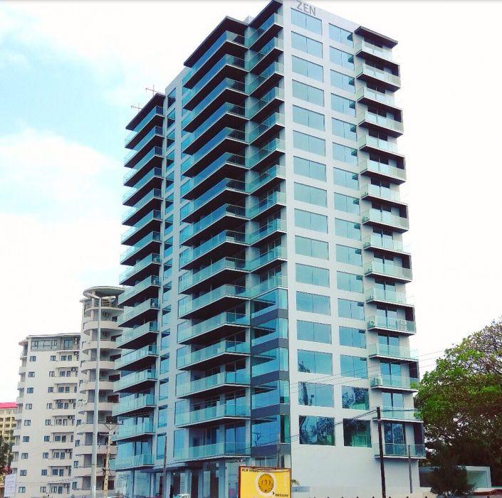 Vende se apartamento no Prédio novo na Marginal Cond ZEN