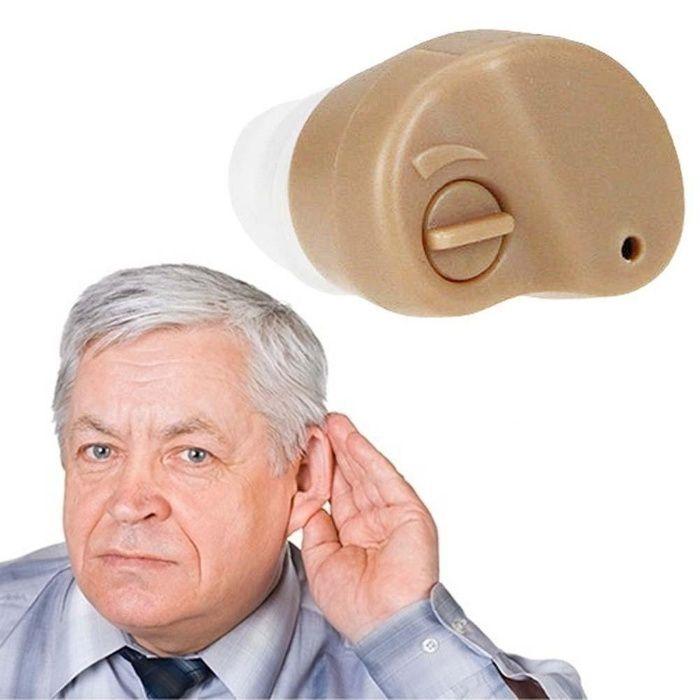 "Aparat auditiv ""invizibil"". Dimensiuni mici!"