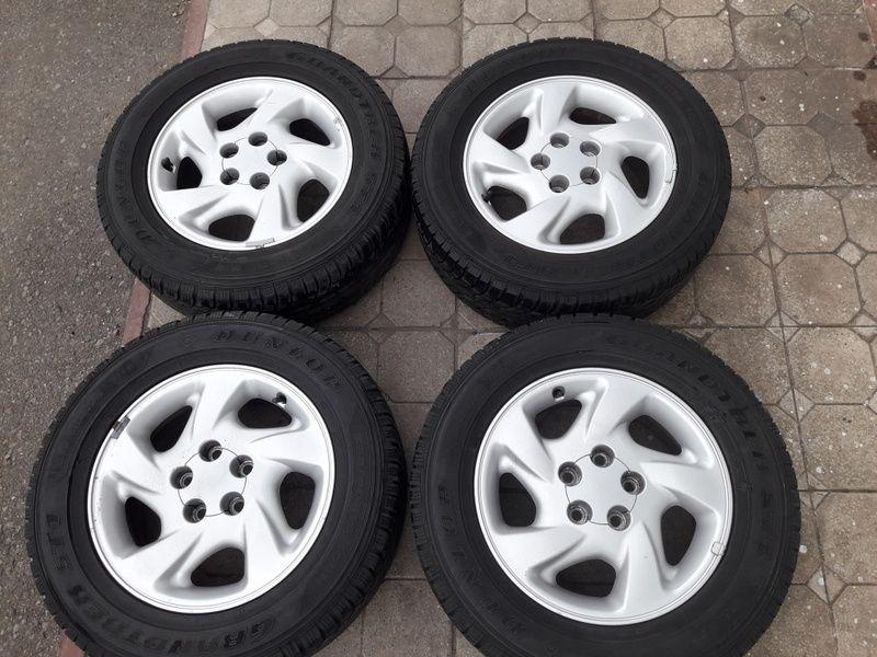 Jante Toyota RAV4 6.5x16 5x114,3 Oradea - imagine 7