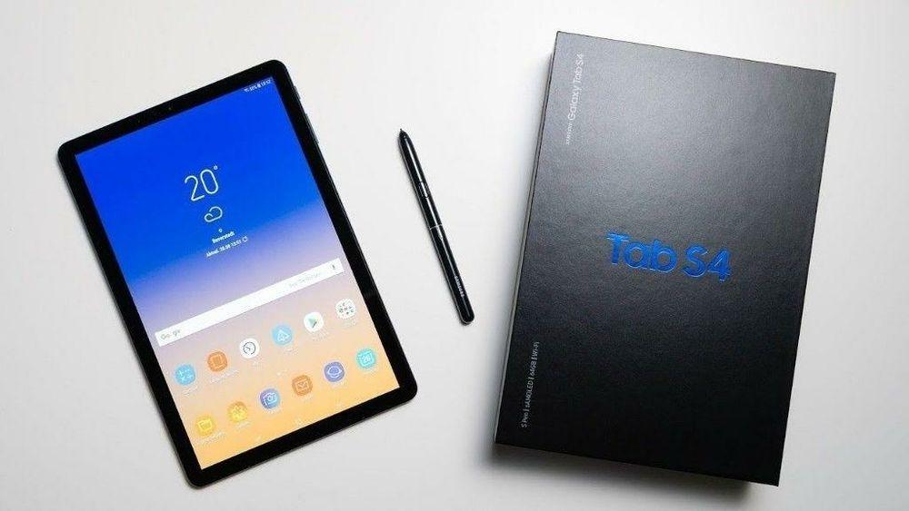 Galaxy Tab S4 256gb with SPen