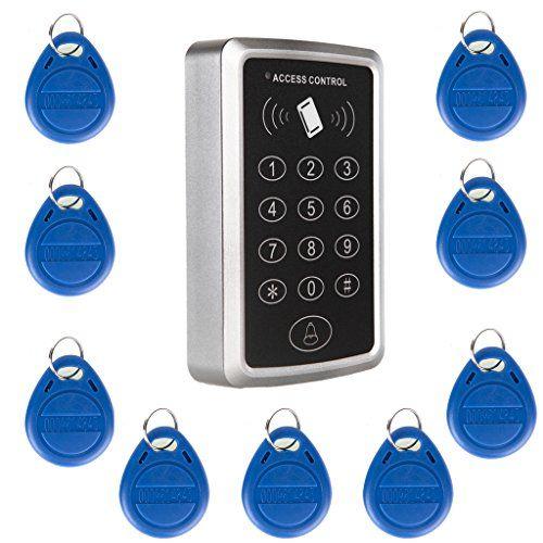 Chave de Aproximação RFID 125khz // Chaves magnéticas