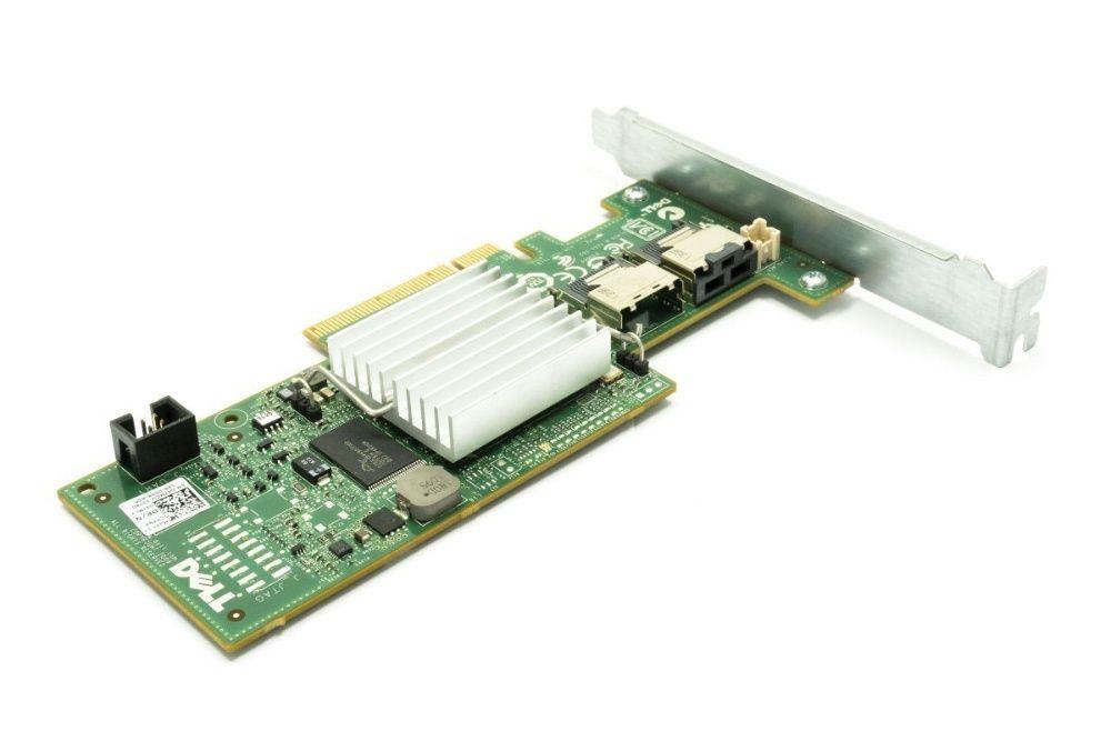 FreeNAS Dell RAID Controller (PERC) H200 SAS SATA PCI-e 6GB/S