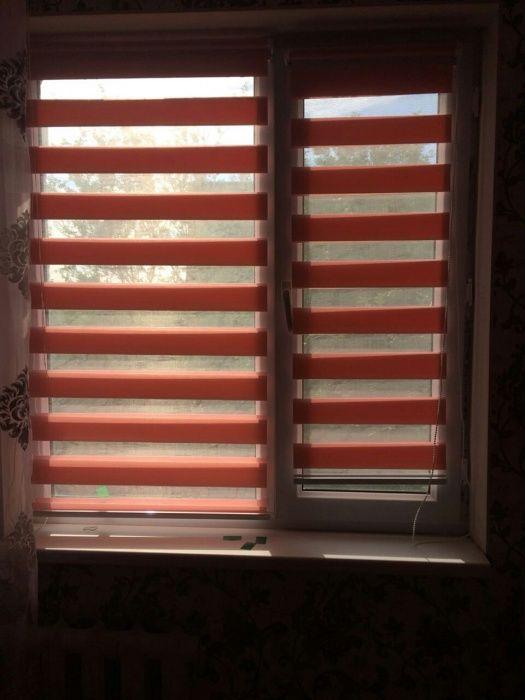 День и ночь жалюзи (зебра) Шымкент - изображение 4