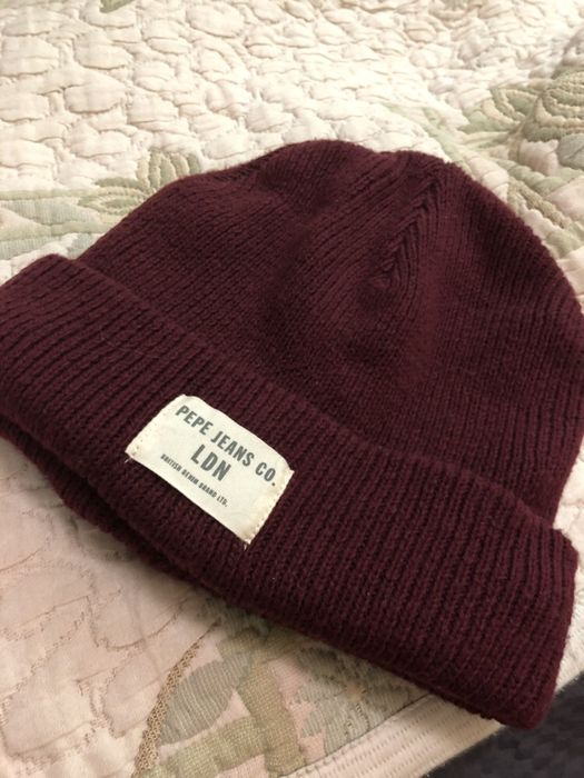 Страхотна зимна шапка Pepe jeans