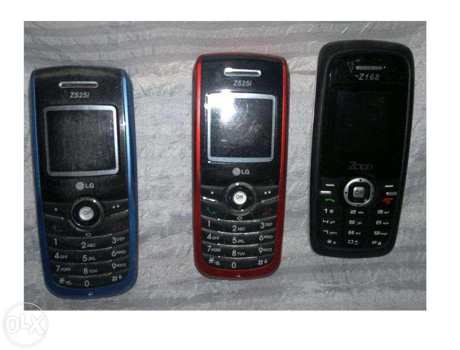 OFERTA telefoane mobile zapp + Telefon fix SIEMENS