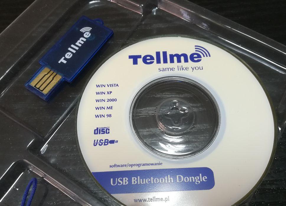 USB Bluetooth Бултут 3мм тънко