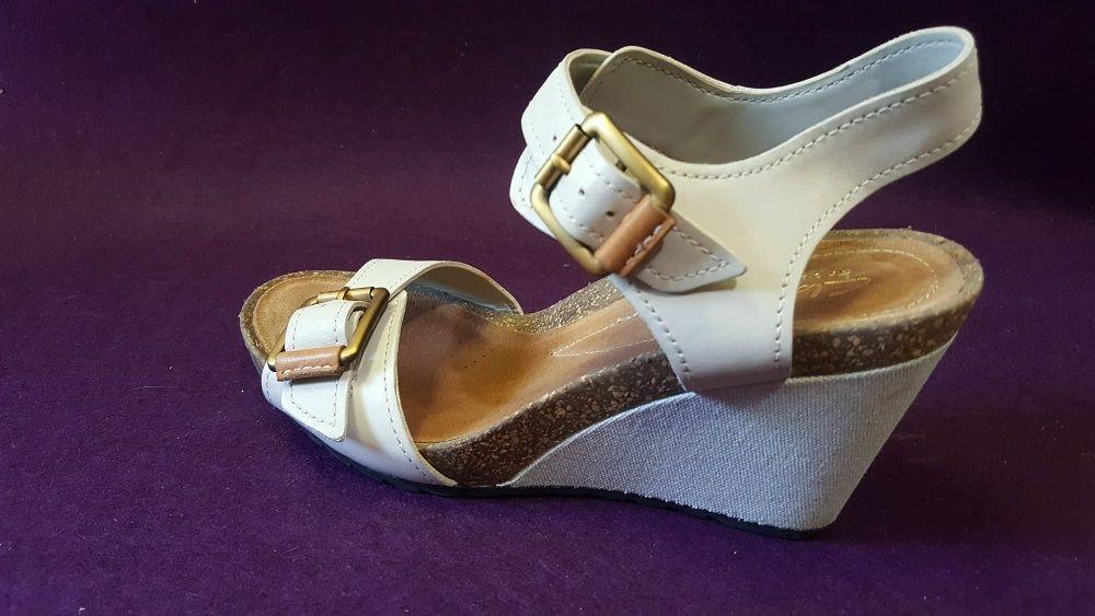 Clarks sandale piele 5,5