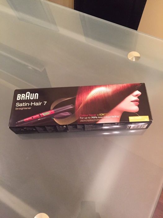 Преса за коса Braun Satin Hair 7, ES 3, type 3553
